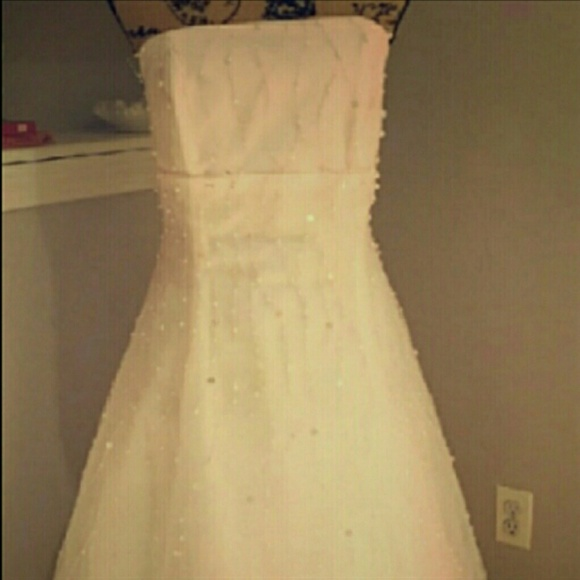 Alfred Angelo Dresses Vintage Wedding Dress Poshmark